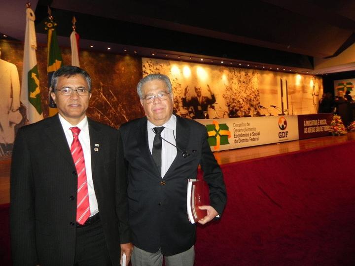 Corecon-DF participa de 1º reunião de 2012 do CDES-DF