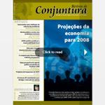 Revista de Conjuntura, n. 32 (outubro/ dezembro de 2007)