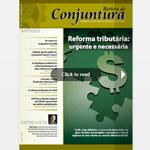 Revista de Conjuntura, n. 33 (janeiro/ março de 2008)