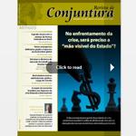 Revista de Conjuntura, n. 37 (janeiro / março de 2009)