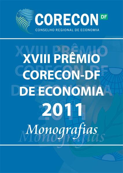 Corecon-DF realiza evento de entrega do livro de monografias 2011 no dia 26/04